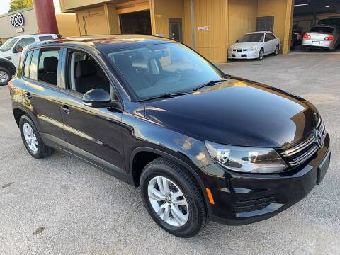 2013 Volkswagen Tiguan for sale at Austin Direct Auto Sales in Austin TX
