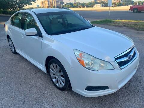 2011 Subaru Legacy for sale at Austin Direct Auto Sales in Austin TX