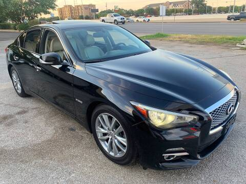 2014 Infiniti Q50 Hybrid for sale at Austin Direct Auto Sales in Austin TX