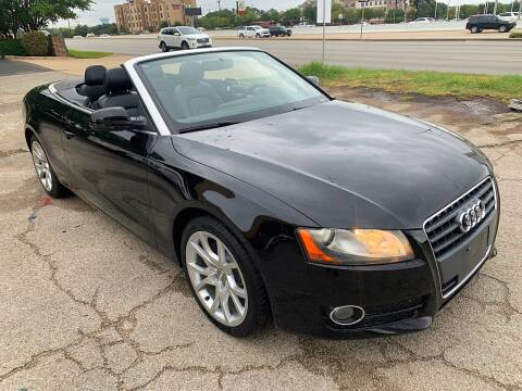 2011 Audi A5 for sale at Austin Direct Auto Sales in Austin TX
