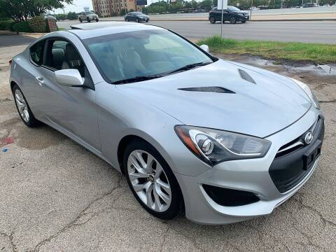 2013 Hyundai Genesis Coupe for sale at Austin Direct Auto Sales in Austin TX