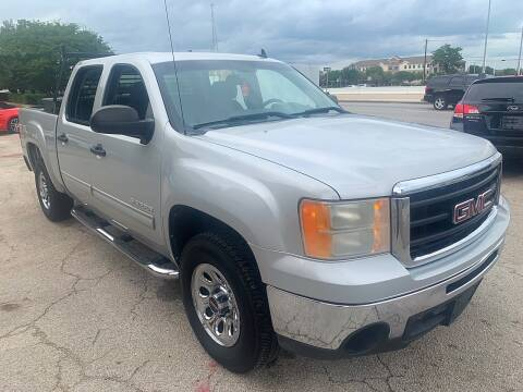 2011 GMC Sierra 1500 for sale at Austin Direct Auto Sales in Austin TX