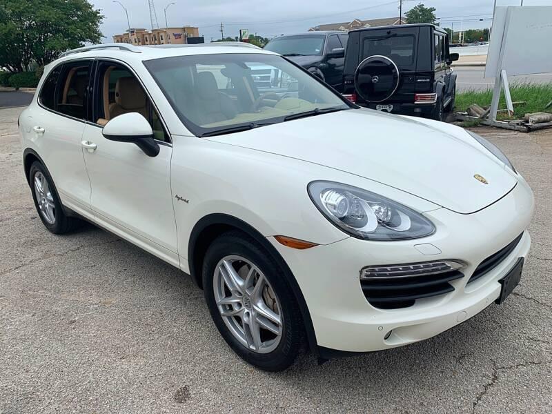 2011 Porsche Cayenne for sale at Austin Direct Auto Sales in Austin TX
