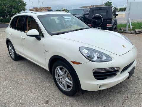 2011 Porsche Cayenne for sale at Austin Direct Auto Sales in Austin TX
