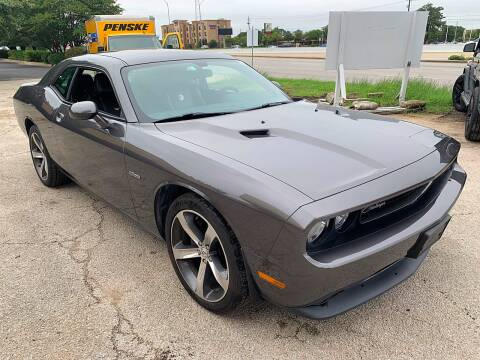 2014 Dodge Challenger for sale at Austin Direct Auto Sales in Austin TX