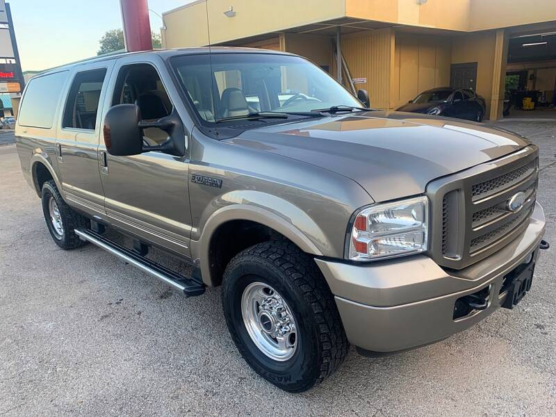 2005 Ford Excursion for sale at Austin Direct Auto Sales in Austin TX