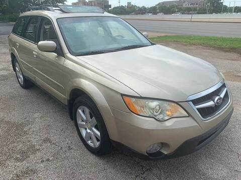 2008 Subaru Outback for sale at Austin Direct Auto Sales in Austin TX