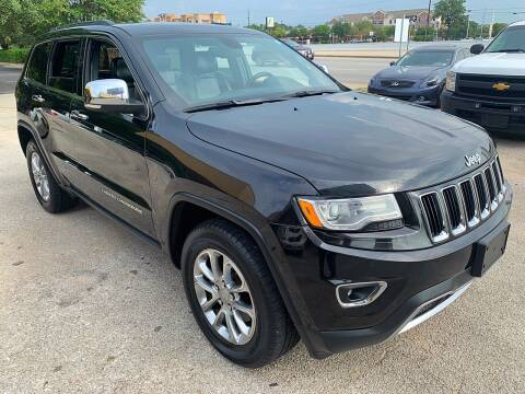 2015 Jeep Grand Cherokee for sale at Austin Direct Auto Sales in Austin TX