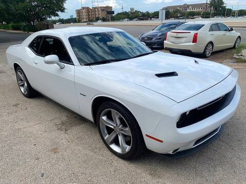 2015 Dodge Challenger for sale at Austin Direct Auto Sales in Austin TX