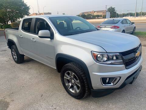 2015 Chevrolet Colorado for sale at Austin Direct Auto Sales in Austin TX
