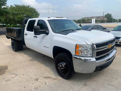 2012 Chevrolet Silverado 3500HD for sale at Austin Direct Auto Sales in Austin TX