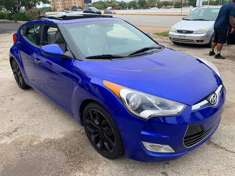 2012 Hyundai Veloster for sale at Austin Direct Auto Sales in Austin TX