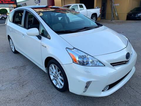2013 Toyota Prius v for sale at Austin Direct Auto Sales in Austin TX