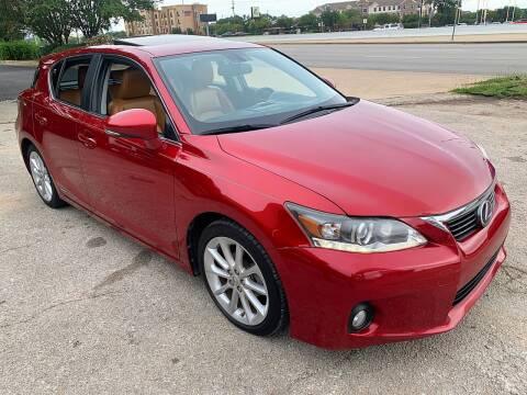 2012 Lexus CT 200h for sale at Austin Direct Auto Sales in Austin TX