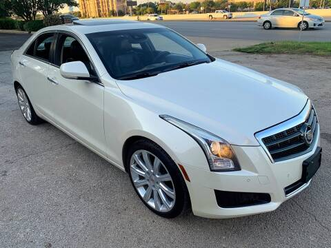 2013 Cadillac ATS for sale at Austin Direct Auto Sales in Austin TX