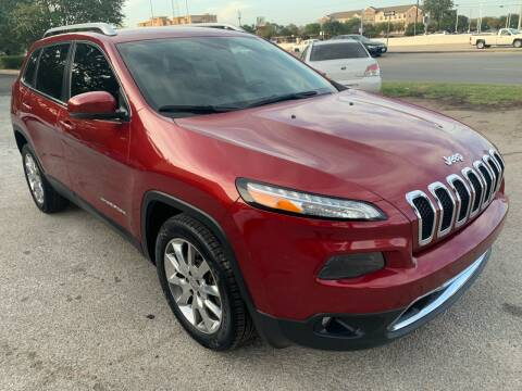 2014 Jeep Cherokee for sale at Austin Direct Auto Sales in Austin TX