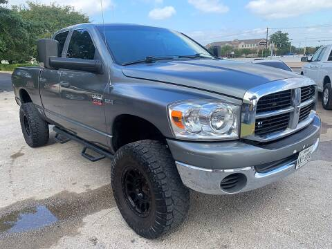 2007 Dodge Ram Pickup 2500 for sale at Austin Direct Auto Sales in Austin TX