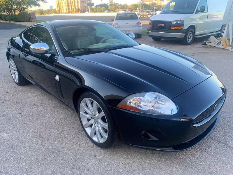 2009 Jaguar XK for sale at Austin Direct Auto Sales in Austin TX
