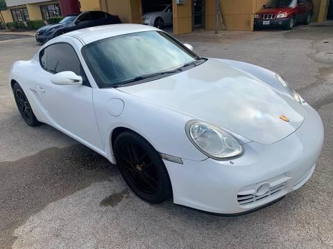 2007 Porsche Cayman for sale at Austin Direct Auto Sales in Austin TX