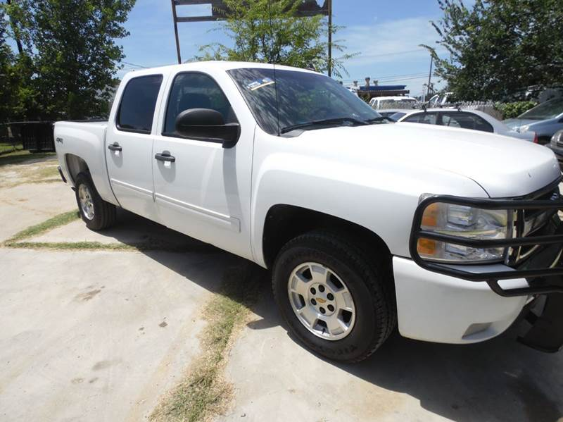 2010 Chevrolet Silverado 1500 for sale at ADL Auto Sales in Lewisville TX