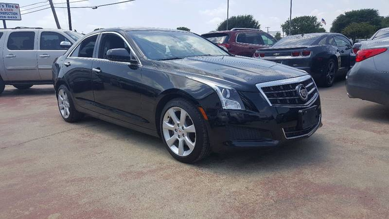 2014 Cadillac ATS for sale at ADL Auto Sales in Lewisville TX