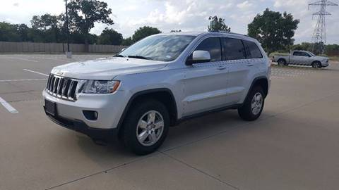2012 Jeep Grand Cherokee for sale at ADL Auto Sales in Lewisville TX