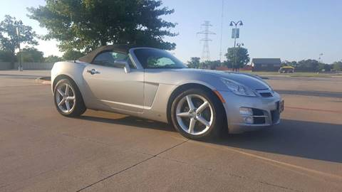 2008 Saturn SKY for sale at ADL Auto Sales in Lewisville TX