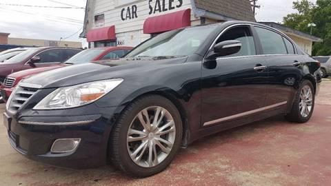 2011 Hyundai Genesis for sale in Lewisville, TX