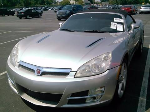 2008 Saturn SKY for sale in Lewisville, TX