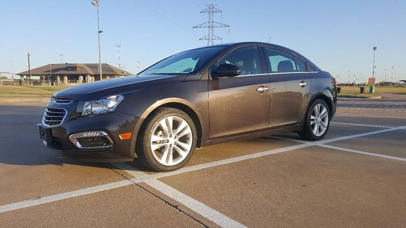 2016 Chevrolet Cruze Limited for sale at ADL Auto Sales in Lewisville TX