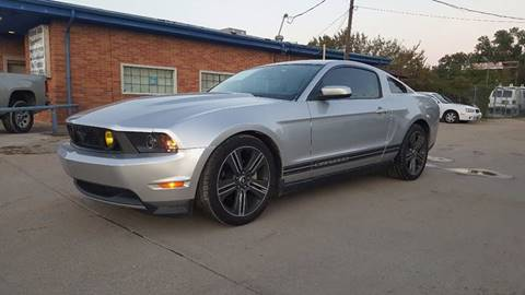 2011 Ford Mustang for sale at ADL Auto Sales in Lewisville TX