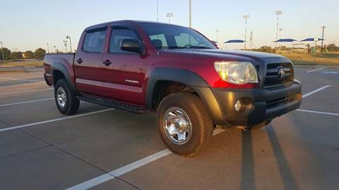 2008 Toyota Tacoma for sale at ADL Auto Sales in Lewisville TX