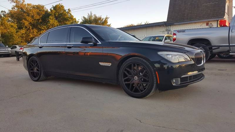 2010 BMW 7 Series for sale at ADL Auto Sales in Lewisville TX