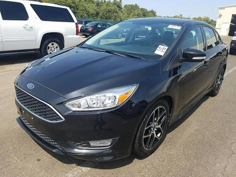 2015 Ford Focus for sale at ADL Auto Sales in Lewisville TX