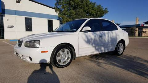 2003 Hyundai Elantra for sale at ADL Auto Sales in Lewisville TX