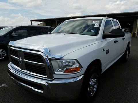 2012 RAM Ram Pickup 2500 for sale at ADL Auto Sales in Lewisville TX