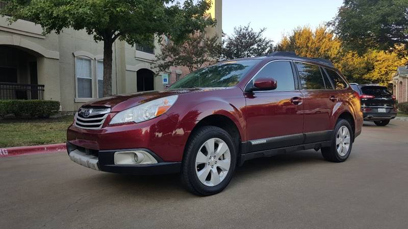 2011 Subaru Outback for sale at ADL Auto Sales in Lewisville TX