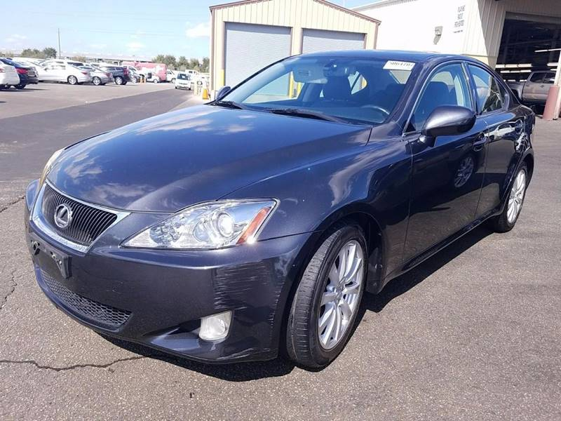 2008 Lexus IS 250 for sale at ADL Auto Sales in Lewisville TX