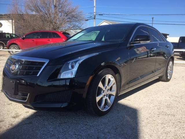 2013 Cadillac ATS 2.5L Luxury In Lewisville TX - ADL Auto Sales
