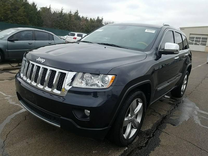 2013 Jeep Grand Cherokee For Sale >> 2013 Jeep Grand Cherokee Overland In Lewisville Tx Adl Auto Sales