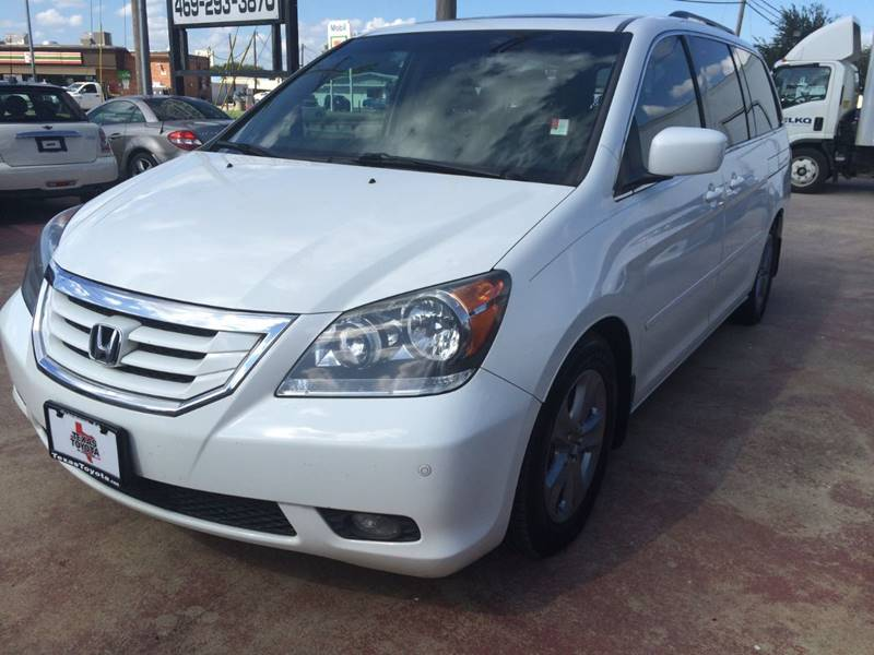 2010 Honda Odyssey For Sale At ADL Auto Sales In Lewisville TX