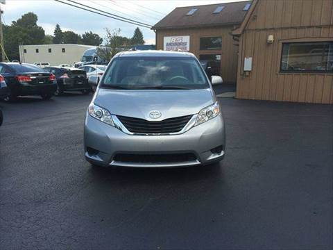 2014 Toyota Sienna for sale in Little Valley, NY