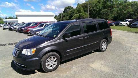 2012 Chrysler Town and Country for sale in Little Valley, NY