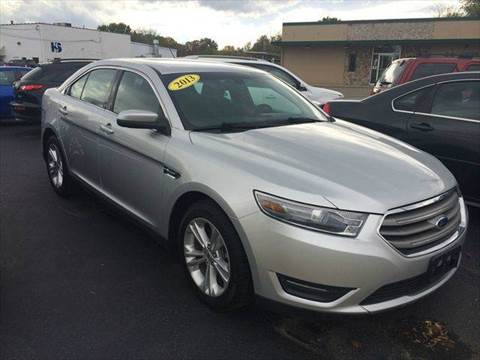 2013 Ford Taurus for sale in Little Valley, NY