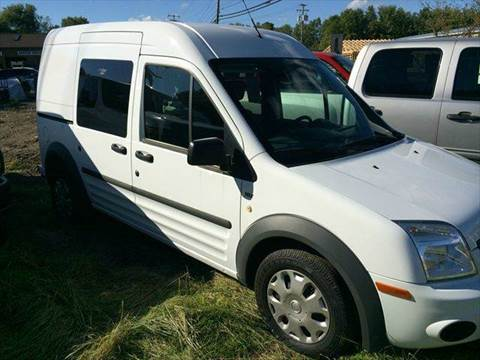2012 Ford Transit Connect for sale in Little Valley, NY