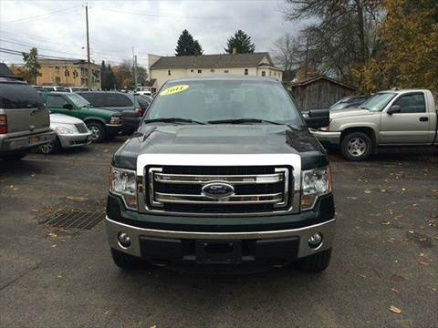 2014 Ford F-150 for sale in Little Valley, NY
