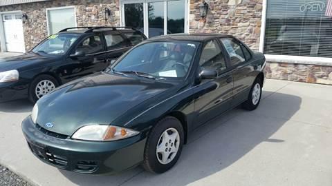 2002 Chevrolet Cavalier for sale in Stewartstown, PA