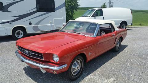1964 Ford Mustang for sale in Stewartstown, PA