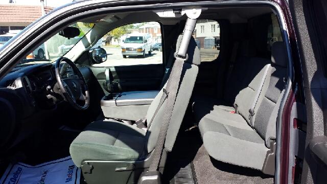 2009 GMC Sierra 1500 4x4 SLE 4dr Extended Cab 5.8 ft. SB - Williamsport PA