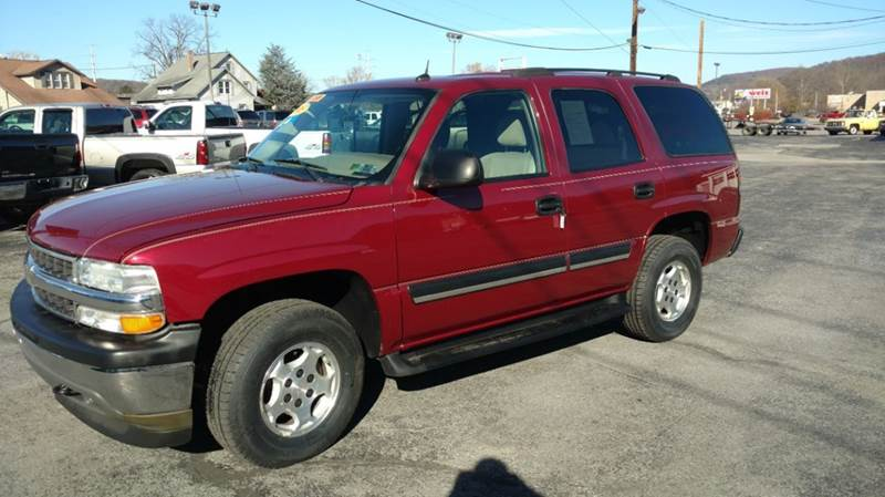 2005 Chevrolet Tahoe Fleet 4WD 4dr SUV - Williamsport PA